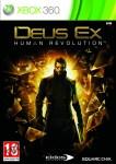 Carátula de Deus Ex: Human Revolution para Xbox 360