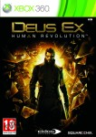 Car�tula de Deus Ex: Human Revolution para Xbox 360