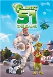Car�tula de Planet 51 para PC