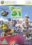 Carátula de Planet 51 para Xbox 360