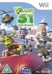 Carátula de Planet 51 para Wii