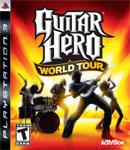 Carátula de Guitar Hero World Tour para PlayStation 3