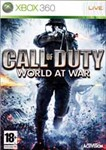 Carátula de Call of Duty: World at War para Xbox 360