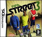 Carátula de FIFA Street 3 para Nintendo DS