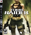 Carátula de Tomb Raider Underworld para PlayStation 3