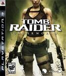 Car�tula de Tomb Raider Underworld