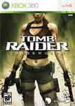 Carátula de Tomb Raider Underworld para Xbox 360