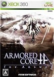 Car�tula de Armored Core: For Answer para Xbox 360