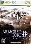 Carátula de Armored Core: For Answer para Xbox 360