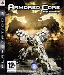 Car�tula de Armored Core: For Answer para PlayStation 3