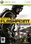 Car�tula de Operation Flashpoint 2: Dragon Rising para Xbox 360