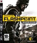 Car�tula de Operation Flashpoint 2: Dragon Rising para PlayStation 3