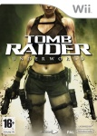 Carátula de Tomb Raider Underworld para Wii