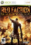 Car�tula de Red Faction: Guerrilla para Xbox 360