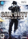 Carátula de Call of Duty: World at War para Wii