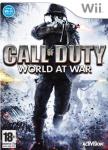 Car�tula de Call of Duty: World at War para Wii