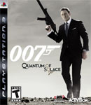 Car�tula de James Bond 007: Quantum of Solace para PlayStation 3