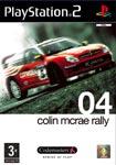 Car�tula de Colin McRae Rally 04 para PlayStation 2