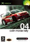 Car�tula de Colin McRae Rally 04 para Xbox