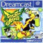 Carátula de Jet Set Radio para Dreamcast