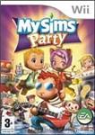 Car�tula de MySims Party