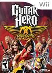 Carátula de Guitar Hero: Aerosmith para Wii