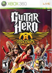 Car�tula de Guitar Hero: Aerosmith para Xbox 360