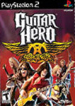 Carátula de Guitar Hero: Aerosmith para PlayStation 2