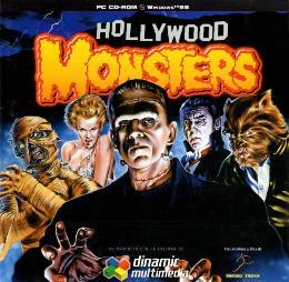 Carátula o portada Original del juego Hollywood Monsters para PC