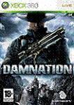 Carátula de Damnation para Xbox 360
