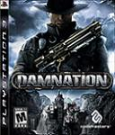 Carátula de Damnation para PlayStation 3
