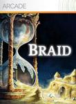 Carátula de Braid para Xbox 360 - XLB