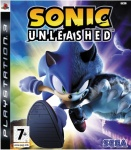 Carátula de Sonic Unleashed para PlayStation 3