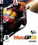 Carátula de MotoGP 08 para PlayStation 3