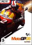 Carátula de MotoGP 08 para PC