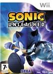 Carátula de Sonic Unleashed para Wii