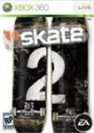 Carátula de Skate 2 para Xbox 360