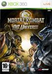 Carátula de Mortal Kombat vs. DC Universe para Xbox 360