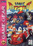 Carátula de Sonic Drift 2 para Game Gear