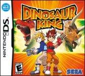 Carátula o portada EEUU del juego Dinosaur King para Nintendo DS