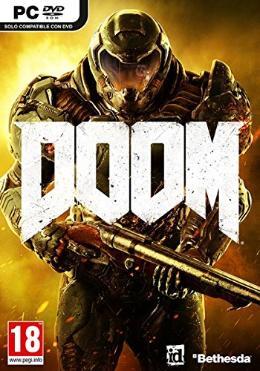 Carátula de Doom (2016) para PC
