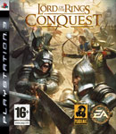 Carátula de El Señor de los Anillos: La Conquista para PlayStation 3