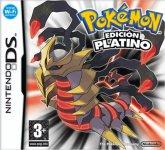 Carátula de Pokémon: Edición Platino