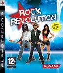Carátula de Rock Revolution para PlayStation 3