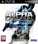 Car�tula de Alpha Protocol para PlayStation 3