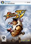 Carátula de Street Fighter IV para PC