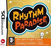 Carátula de Rhythm Paradise