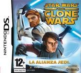 Carátula de Star Wars: The Clone Wars: La Alianza Jedi