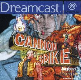 Carátula de Cannon Spike