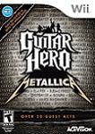 Car�tula de Guitar Hero: Metallica para Wii